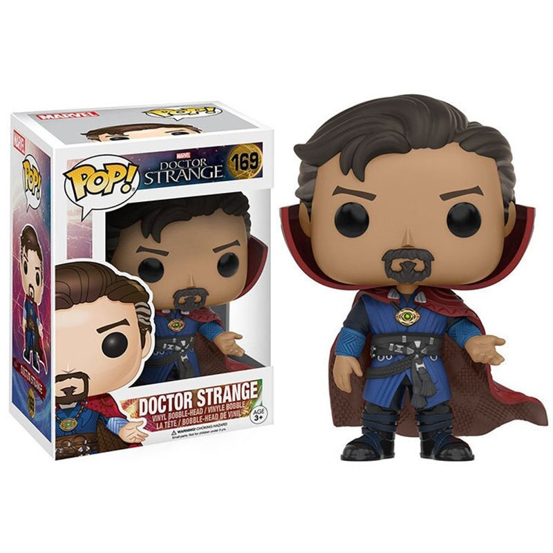 Funko Pop Doctor Strange 169 Marvel