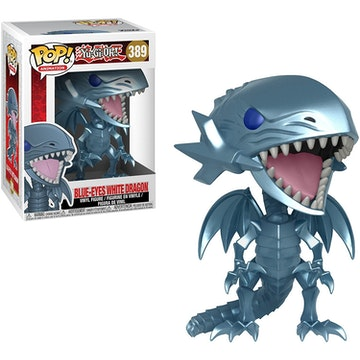 Funko Pop Blue Eyes White Dragon Yu Gi-Oh!