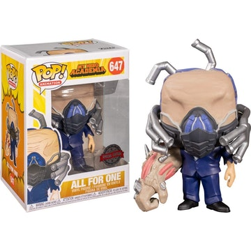 Funko Special Edition All For One 647