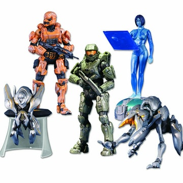 McFarlane 5 PACK Set Halo 4
