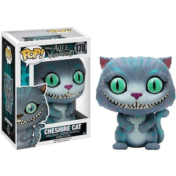 Funko Pop Cheshire Cat Alice in Wonderland