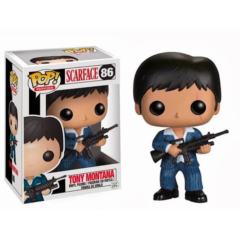Funko Pop Vaulted Tony Montana