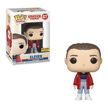 Funko Hot Topic Exclusive Eleven Stranger Things
