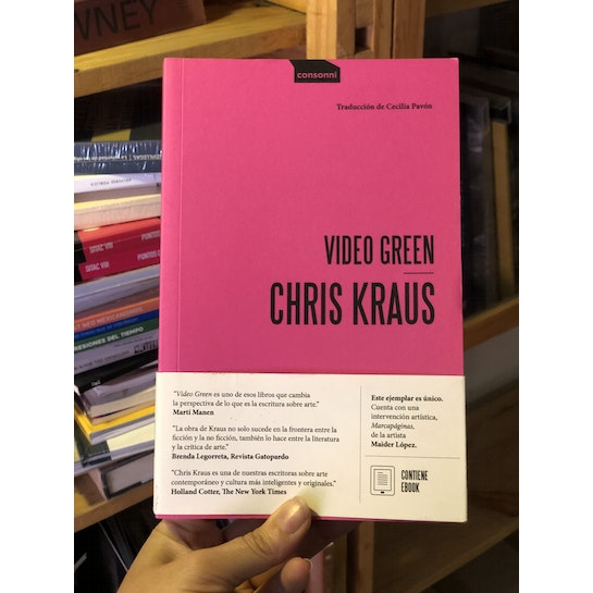 Video Green de Chris Kraus