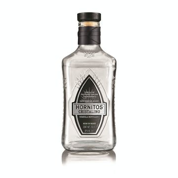 Tequila S. Hornitos Cristalino 750ml