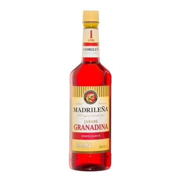 Jarabe La Madrileña Granadina 1000ml