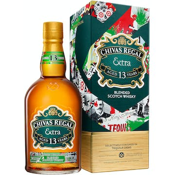 Whisky Chivas Regal Extra 13 Years Tequila 750ml