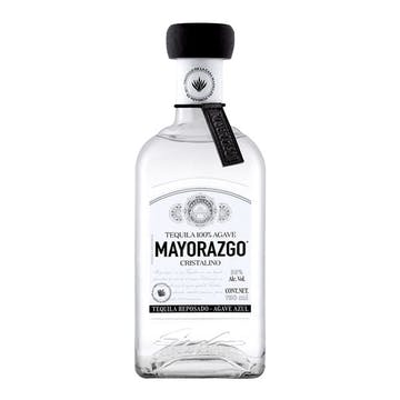 Tequila Reposado Cristalino Mayorazgo 750ml