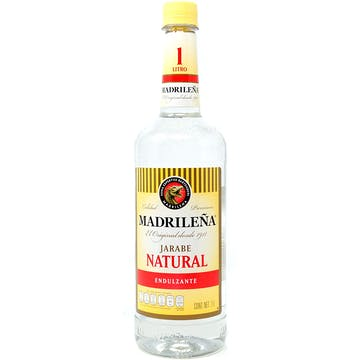 Jarabe La Madrileña Natural 1000ml