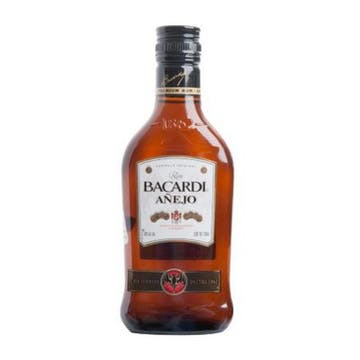 Ron Bacardi Añejo 200ml