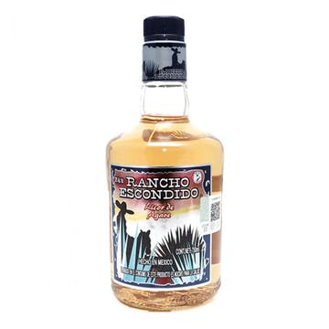 Destilado de Agave Rancho Escondido 750ml