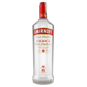 Vodka Smirnoff 750ml