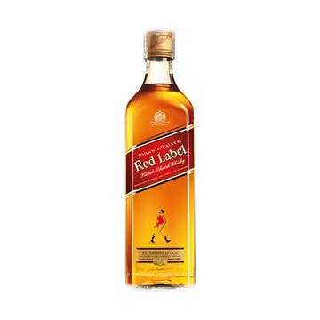 Whisky Johnnie Walker Etiqueta Roja 700ml