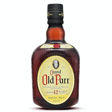 Whisky Old Parr 12 Años 750ml