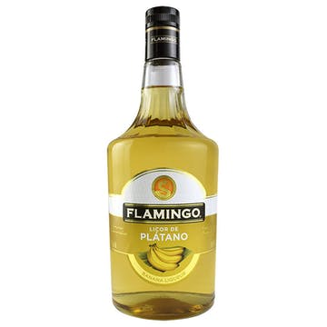 Crema Flamingo Platano 1000ml