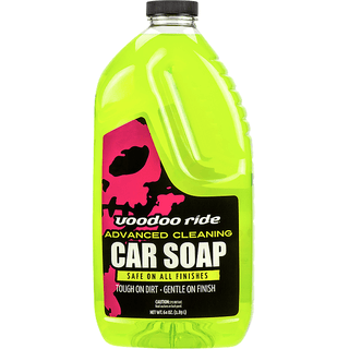 ADVANCED CLEANING CAR SOAP