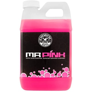 MR. PINK SUPER SUDS MAINTENANCE SHAMPOO