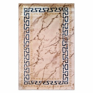 N° 128 Alfombra  Greco Marble /  147x78
