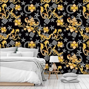 Papel Mural  / Golden Baroque