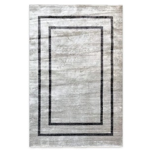 N°90 Alfombra Silk Grey / 285x202 (OUTLET)
