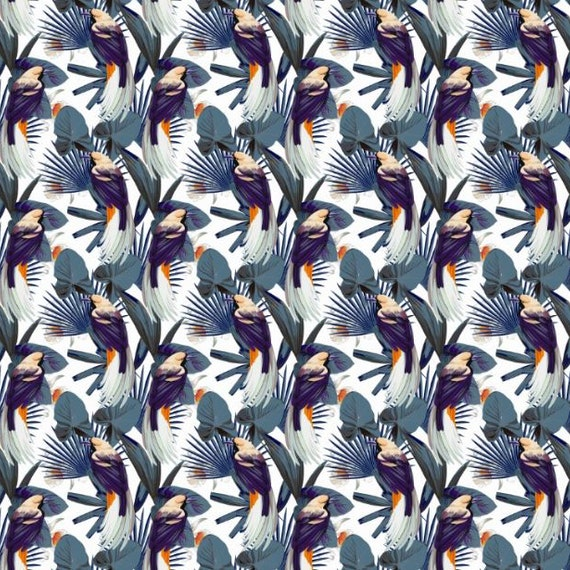 Papel Mural / Blue macaws
