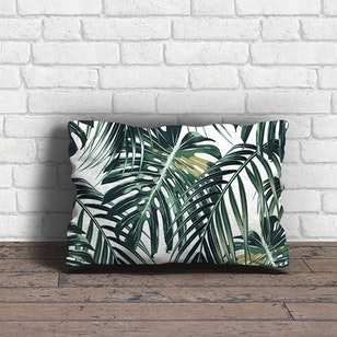 Funda de Cojin 012 Tropical Green / Cyber