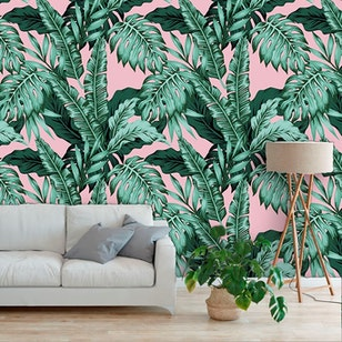 Papel Mural  / Tropical