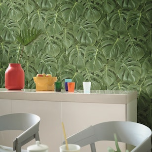 Papel Mural Tropical 441802