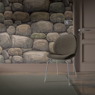 Papel Mural / Stone Wall / Categoria I
