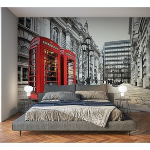 Papel Mural / London Telephone / Categoria I