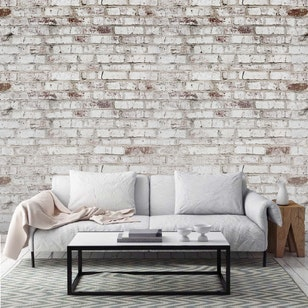 Papel Mural / Retro Bricks