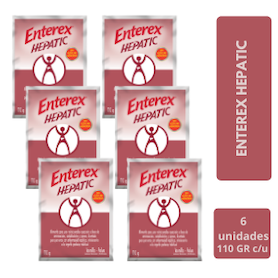 Enterex Hepatic (Pack de 06 sachet) Envío Gratis!!!