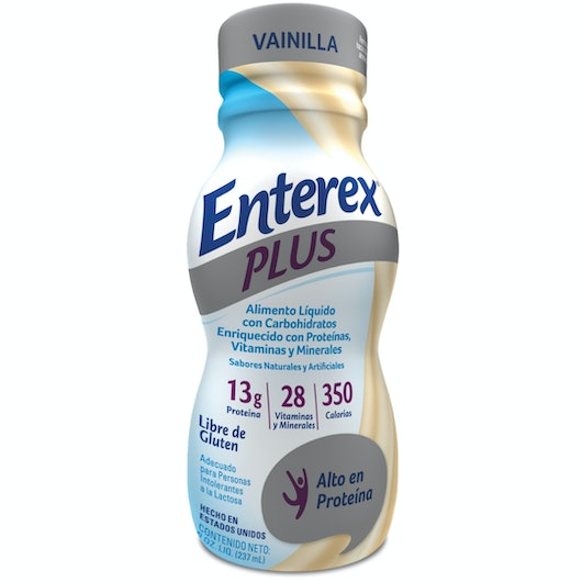 Enterex Plus (Pack de 08 botellas)