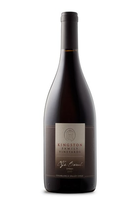 2015 CJ's Barrel Syrah