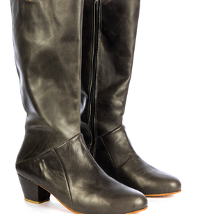 Bota Nancy Napa Gris