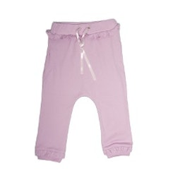 Lilac Bubble Pants