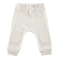 Eco white Bubble pants Boys